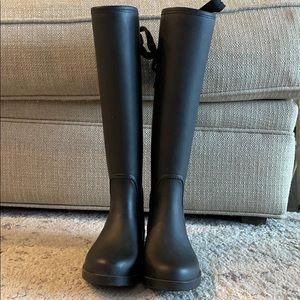 COACH Tristee Tall Rain Boot